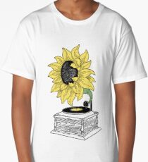 Singing in the sun Long T-Shirt
