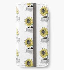 Singen in der Sonne iPhone Flip-Case/Hülle/Klebefolie