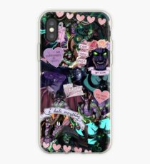 Illidan Stormrage - Collage iPhone Case