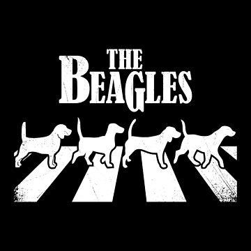 The Beagles Shirt by WarmfeelApparel