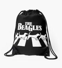 The Beagles Shirt Drawstring Bag