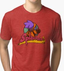 Splasher ! Tri-blend T-Shirt