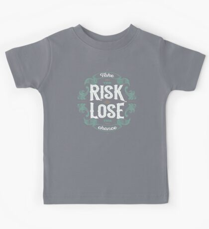 TAKE THE RISK  Kids Clothes