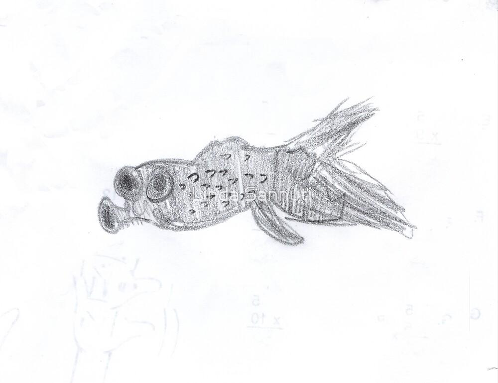 Fish by Nina by Linda Sannuti