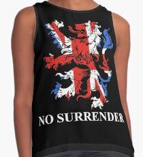 No Surrender Contrast Tank