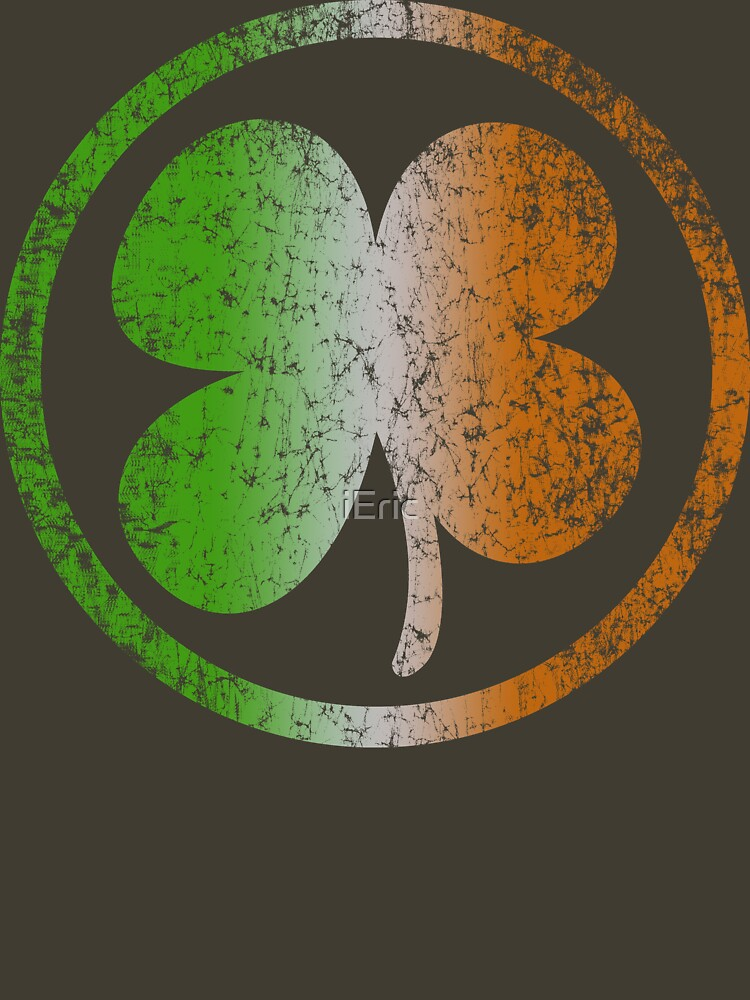 Shamrock Fade t shirt by frittata