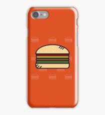 Cute Burger iPhone Case/Skin