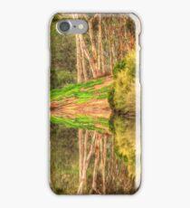 Serendip Sanctuary Reflections iPhone Case/Skin