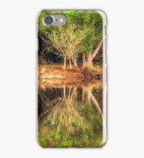 Serendip Sanctuary Reflections 2 iPhone Case/Skin