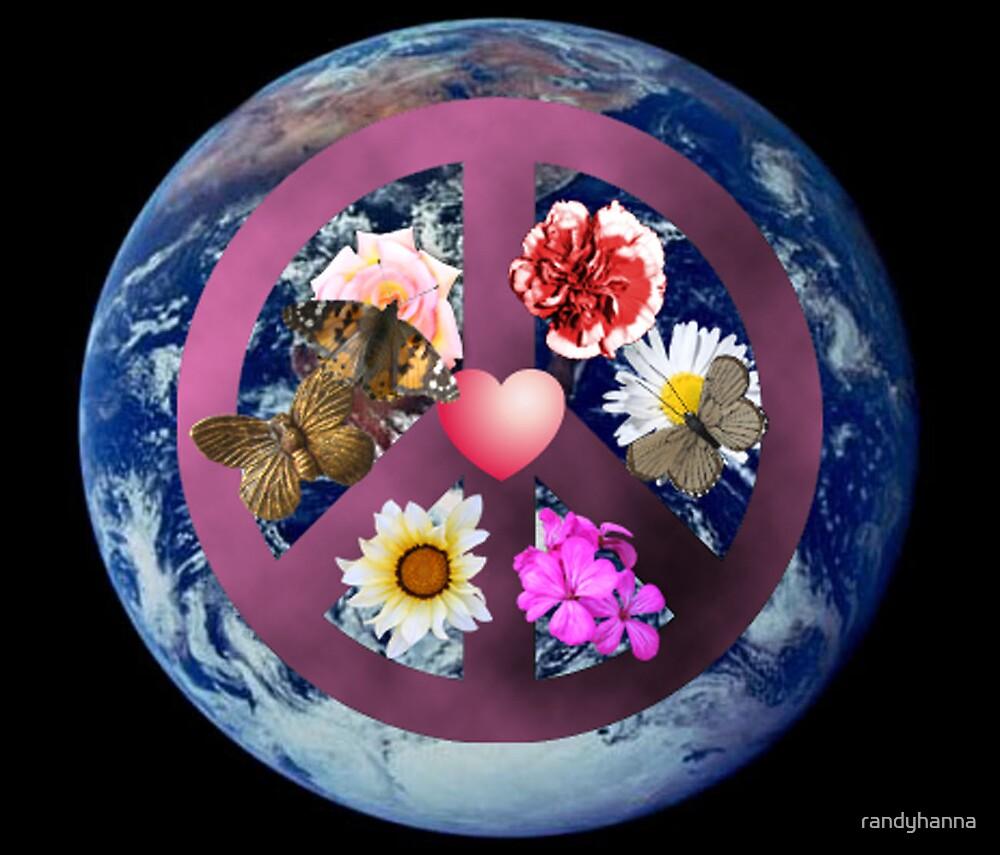 World Peace!!!!!!!!!! by randyhanna