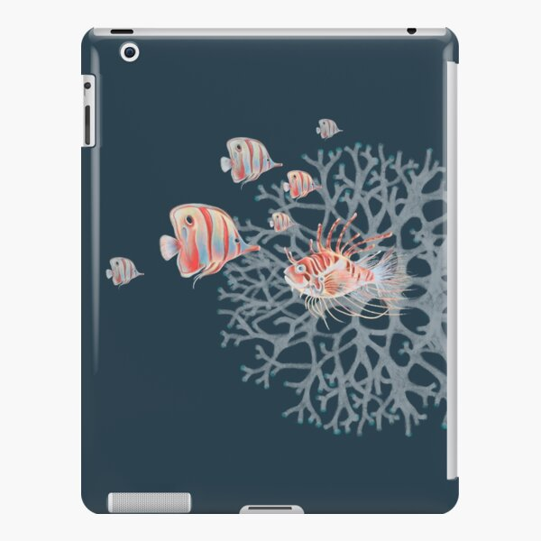 Tropical fish Funda rígida para iPad