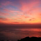 Tribbens Sunset - Real Colours of Cornwall. by Mark Haynes Photography