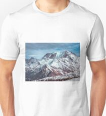 Glaciers on the top T-Shirt