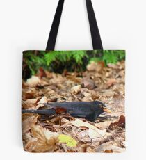 I'm Really Busy With House Work! - Blackbird Tote Bag