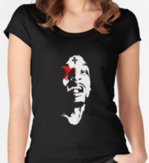 21 SAVAGE (7) Women's Fitted Scoop T-Shirt