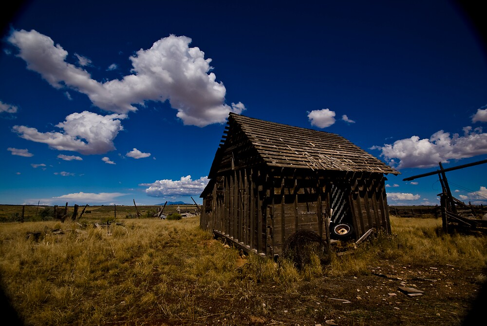 the house where nobody lives... by allen j miller