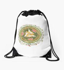 Summer Solstice Drawstring Bag