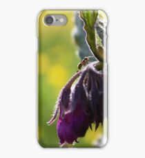 Beautiful nature, flowers and ants iPhone Case/Skin