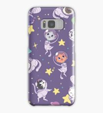 Space Cats Samsung Galaxy Case/Skin