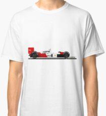 Alain Prost - McLaren MP4/4 Classic T-Shirt
