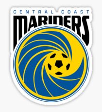 Central Coast Mariners Sticker