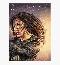 GWEN COOPER - TORCHWOOD Photographic Print