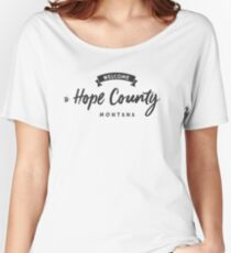Far cry 5 Hope County  Women's Relaxed Fit T-Shirt