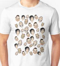 Shikari Slipshod Faces Twisted T-Shirt