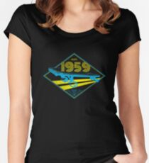 1959 Women's Fitted Scoop T-Shirt