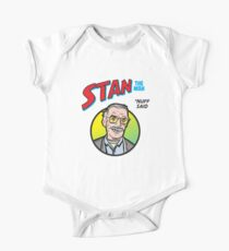 Stan the Man - 'Nuff Said! One Piece - Short Sleeve