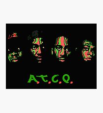 a tribe called quest 8 Photographic Print