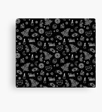 Witch aestetic Canvas Print