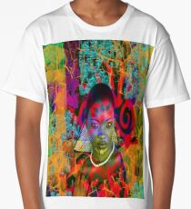 Lost in the Jungle Long T-Shirt