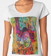 Lost in the Jungle Women's Premium T-Shirt