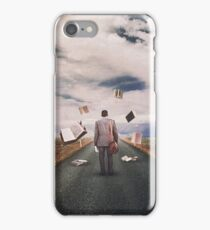 The Illusion Of Reality iPhone Case/Skin