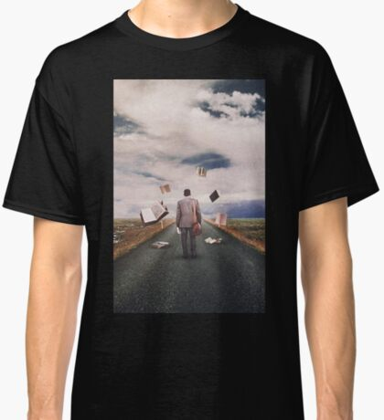 The Illusion Of Reality Classic T-Shirt