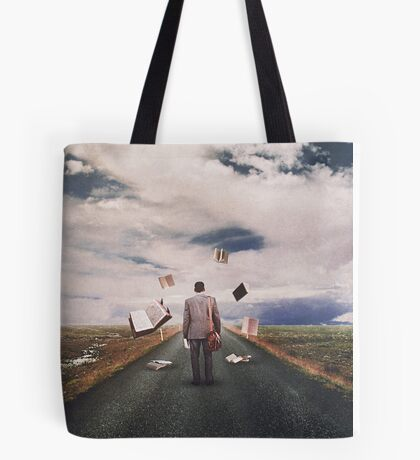 The Illusion Of Reality Tote Bag