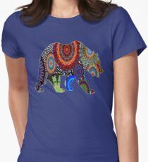 Transscendence Womens Fitted T-Shirt
