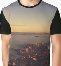 Bantry Bay Sunset Graphic T-Shirt
