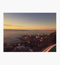 Bantry Bay Sunset Photographic Print