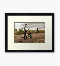 Ethopia - Omo Framed Print