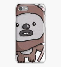 Cute Ewok 2 - T-shirt iPhone Case/Skin