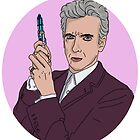 12th doctor by Harrenhalghost