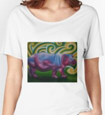 Sassy Hippo Women's Relaxed Fit T-Shirt