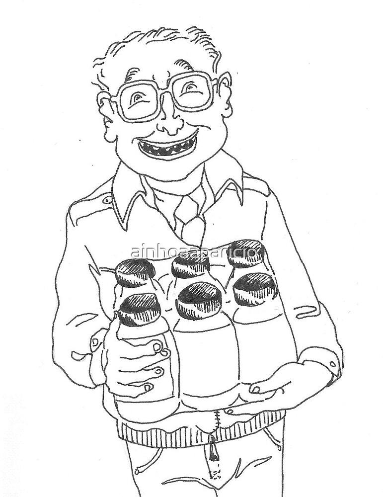 midget milkman by ainhoaaparicio