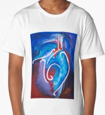 Abstract figures Long T-Shirt