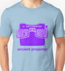 Ancient Projector Slim Fit T-Shirt