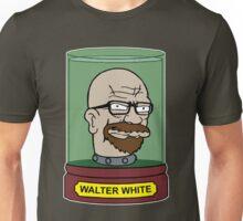 Walter White Futurama Jar Head Mashup Unisex T-Shirt