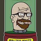 Walter White Futurama Jar Head Mashup by TapedApe