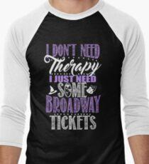 Broadway Tickets T-Shirt